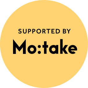 SUPPORTED BY Mo:take