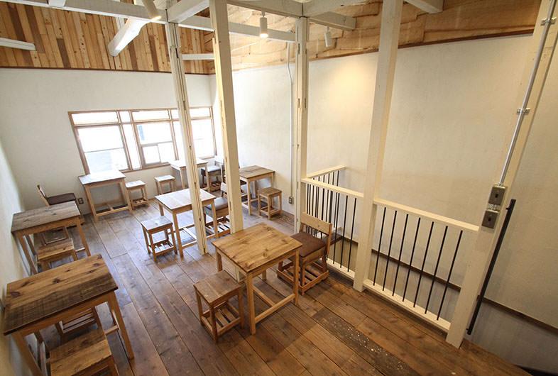 東京都内でカフェシーンの撮影に最適なスタジオ