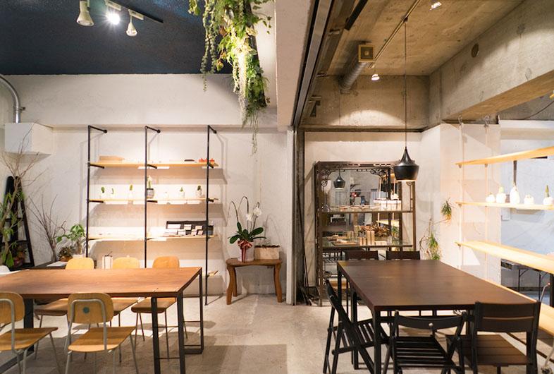 GOBLIN.築地GALLERY&CAFE店