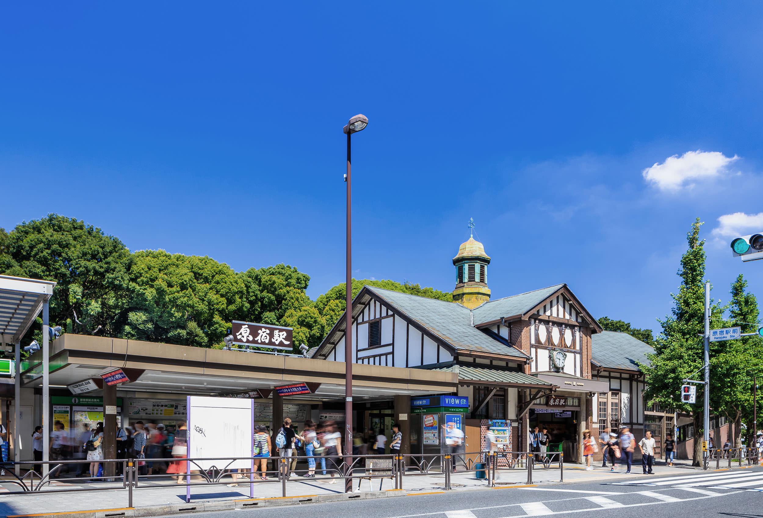 レンタル撮影スタジオのエリア: 原宿・千駄ヶ谷