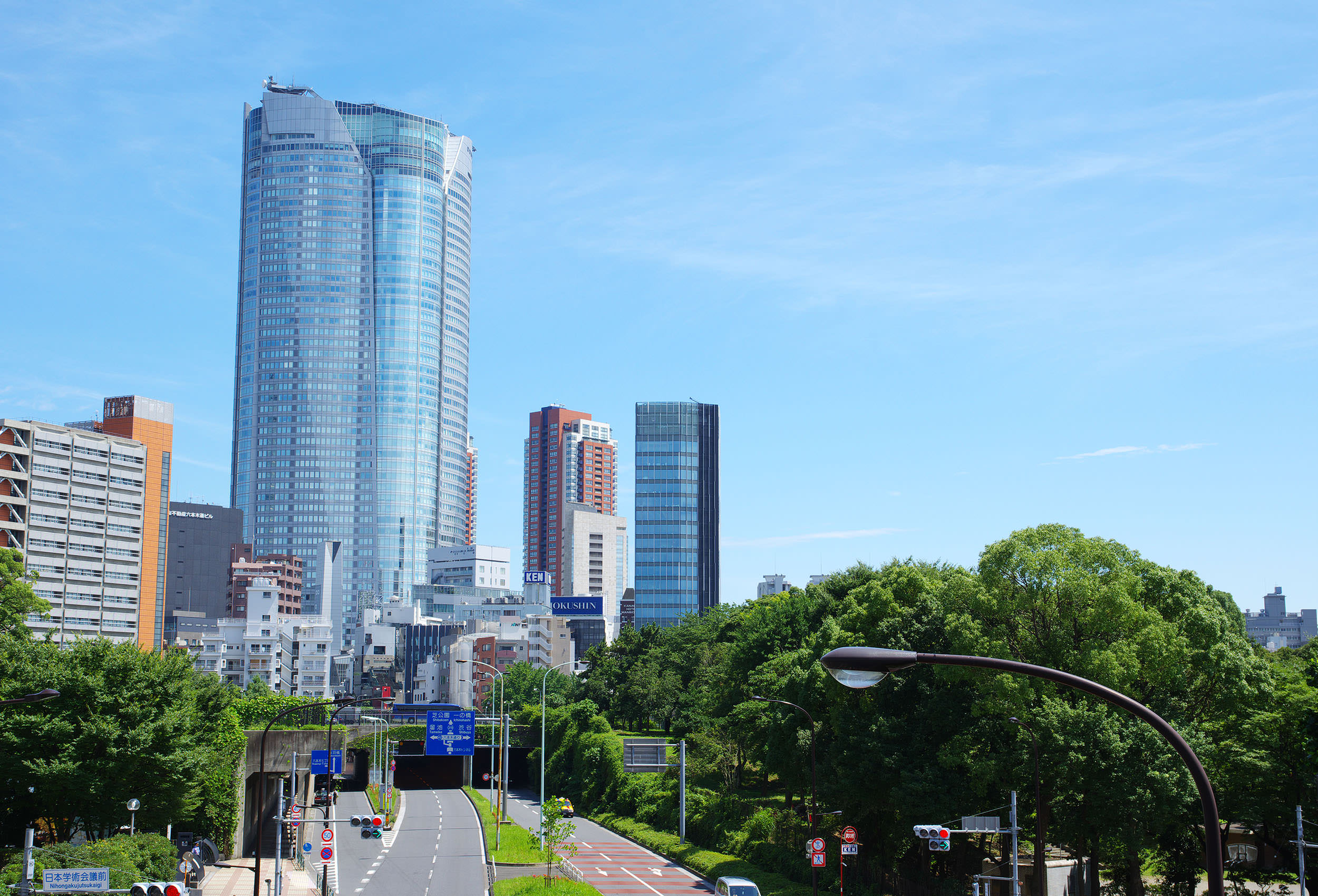 レンタル撮影スタジオのエリア: 六本木・麻布・赤坂