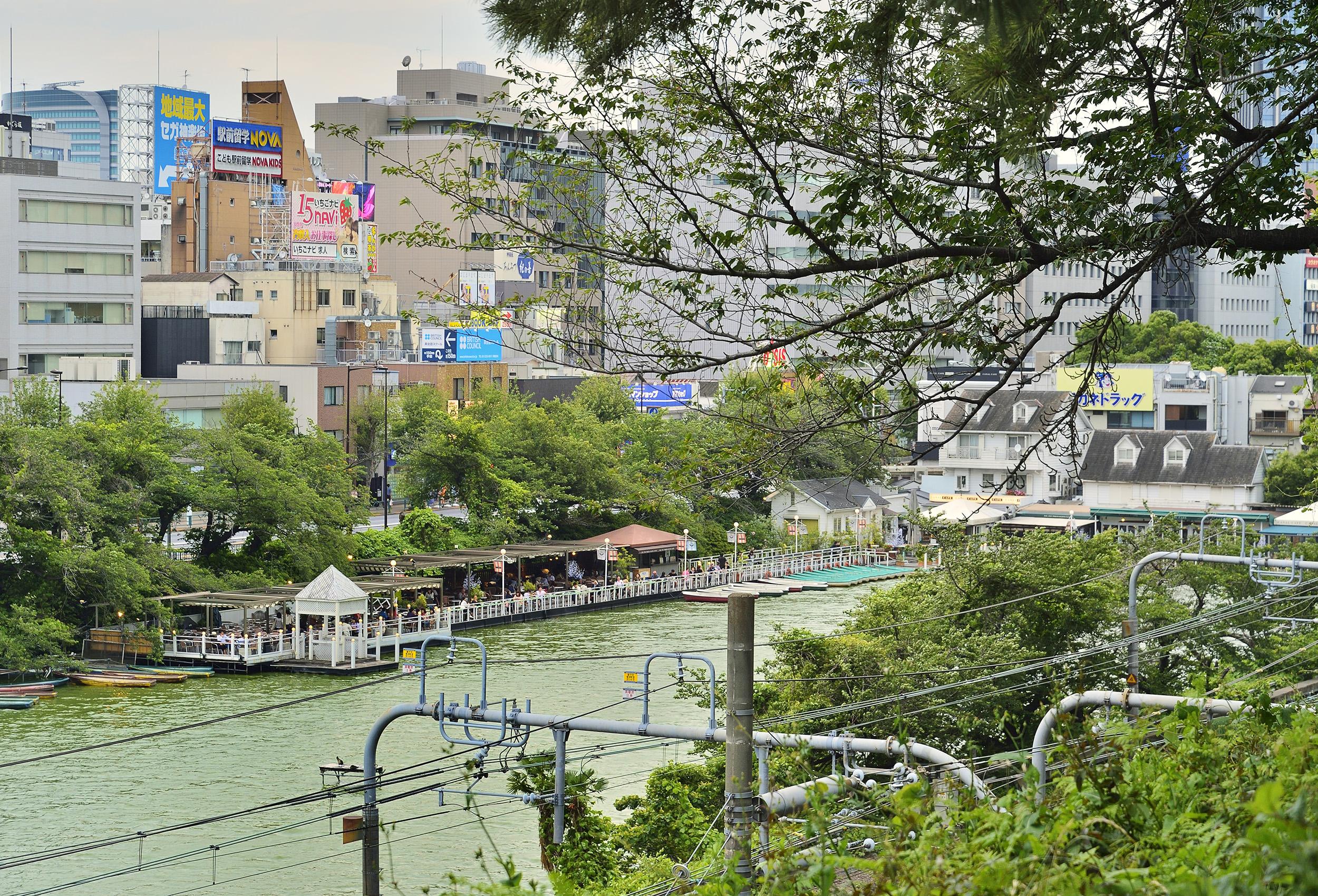 レンタル撮影スタジオのエリア: 飯田橋・四ツ谷・神楽坂