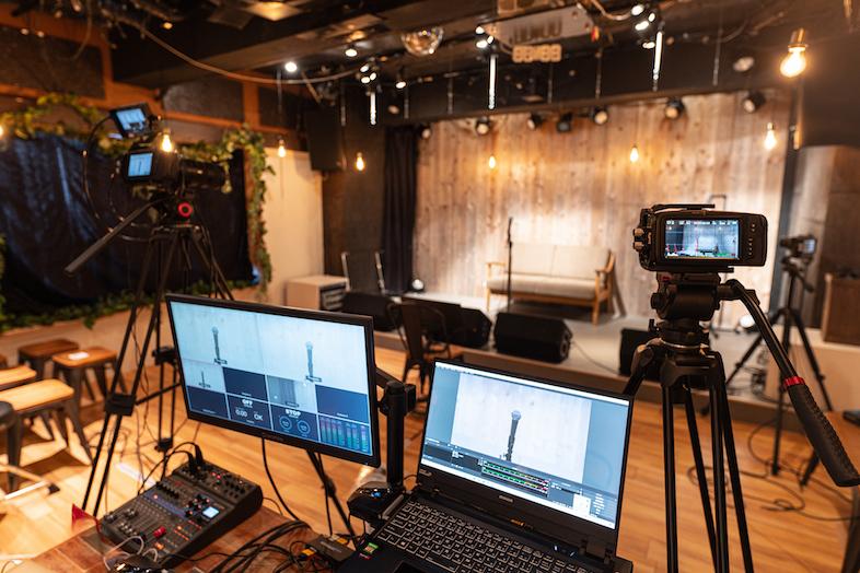 ネット環境◎ 動画配信/収録にオススメの撮影スタジオ-11選-