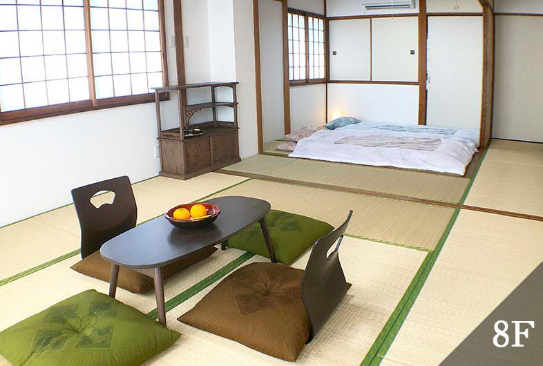 上野マンションスタジオ 6F〜9F