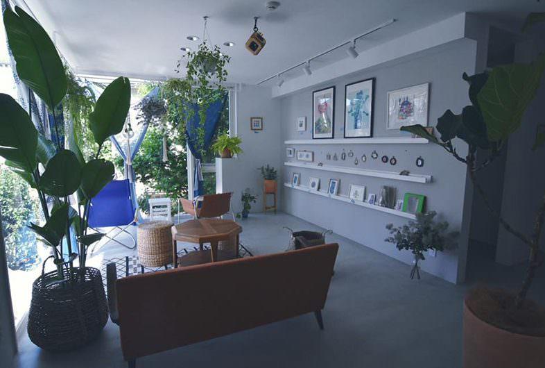 Shelter KUKO cafe & gallery