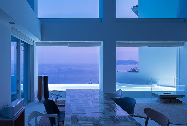 七里ガ浜ハウス