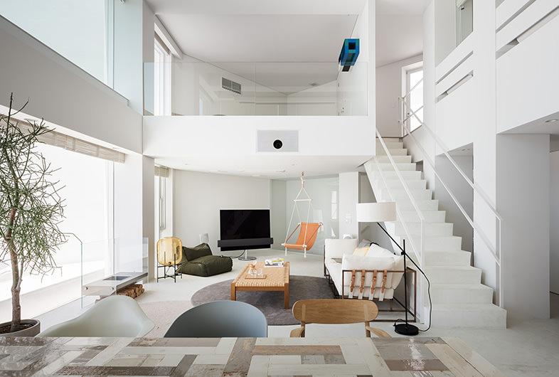 階段で撮影のできるハウススタジオ・撮影スタジオ-8選-