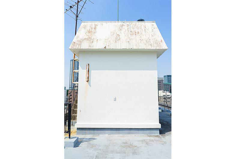 新宿区 四谷 荒木町 屋上スタジオ