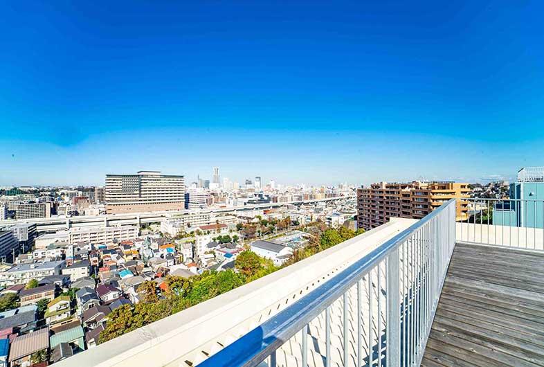 GOBLIN.横浜SOKO店 3F -STORAGE + ROOFTOP-