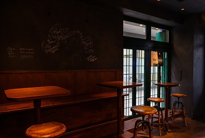 THE SHAKE & CHIPS TOKYO