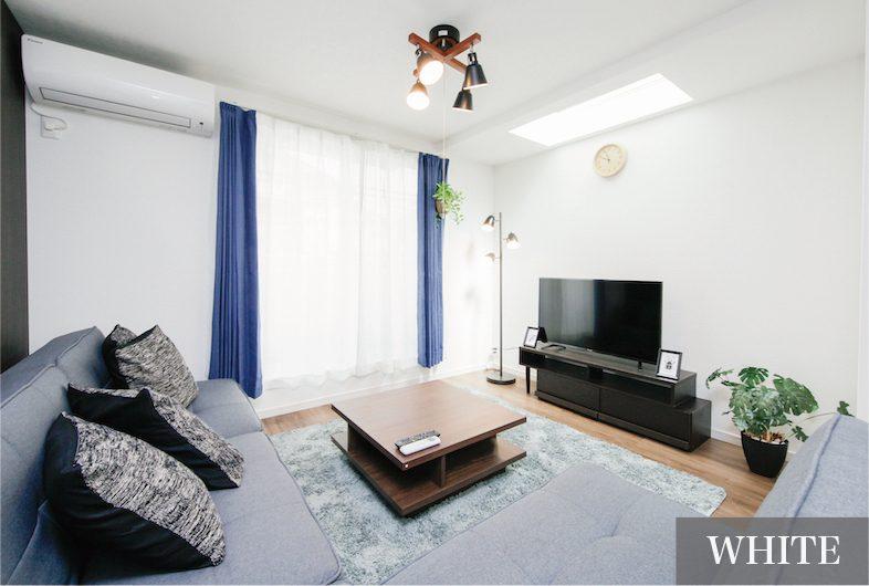Studio 東六郷 BLACK / WHITE by UBIQS LOCATION