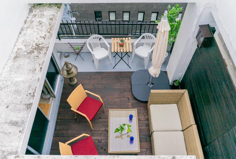 新宿・代々木〜渋谷エリアにある 屋上・バルコニーで 撮影ができるスタジオ-5選-