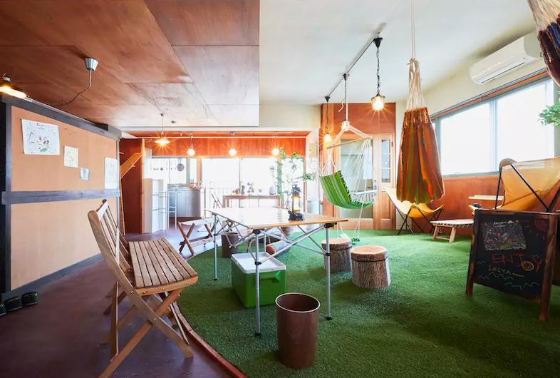 浅草おうちキャンプ|Indoor Camp & Gramping Space