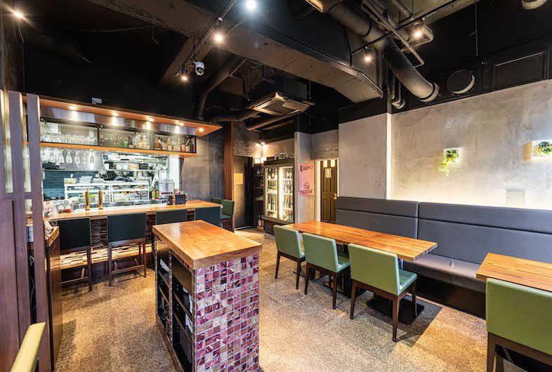 GOBLIN.銀座DINING LOUNGE店