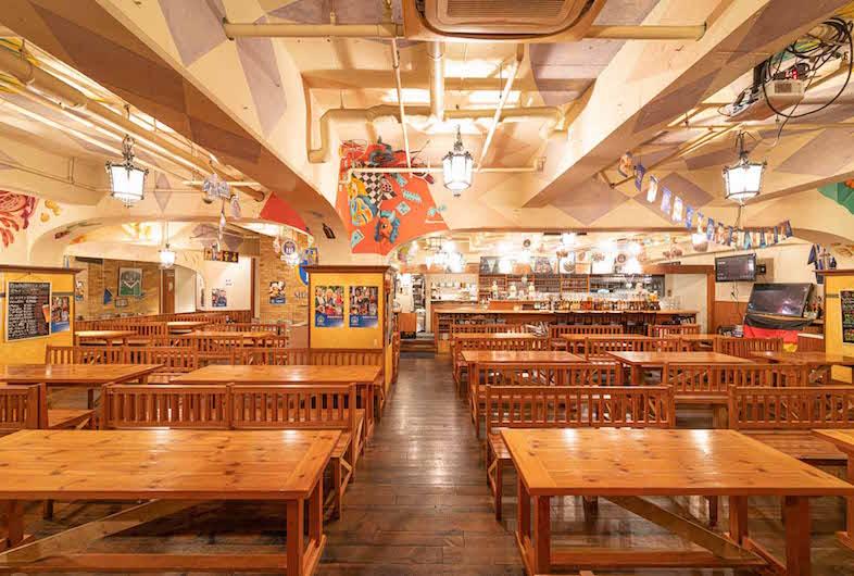 GOBLIN.渋谷BEER HALL店