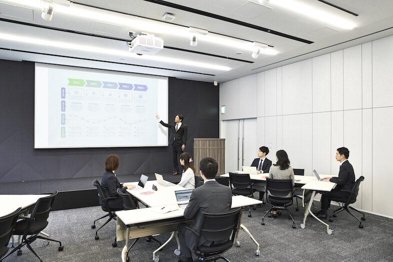 INFIELD / 東京虎ノ門グローバルスクエア コンファレンス