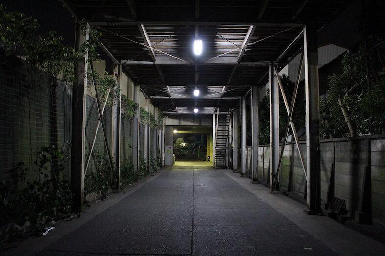 川崎白石工場
