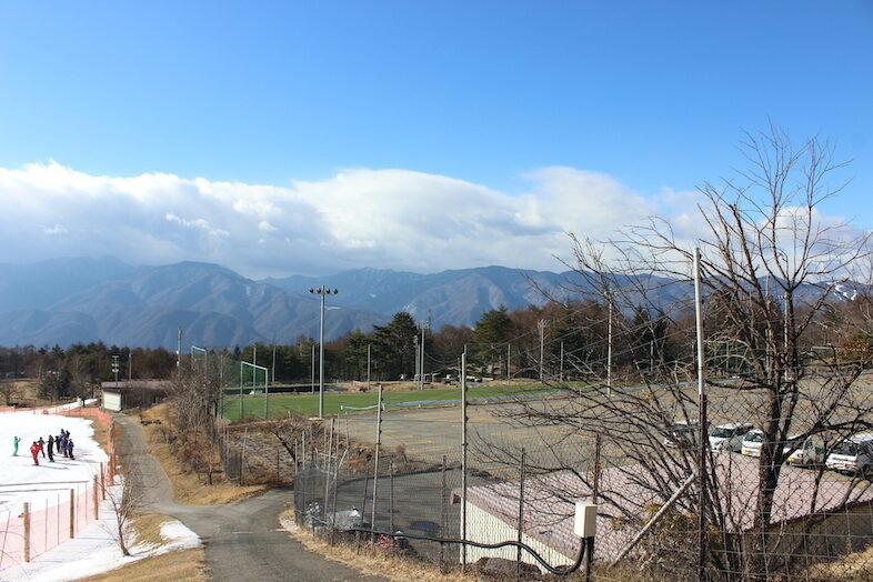 富士見高原 スキー場
