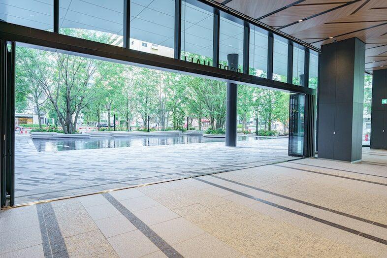 INFIELD / 東京ポートシティ竹芝 ポートホール