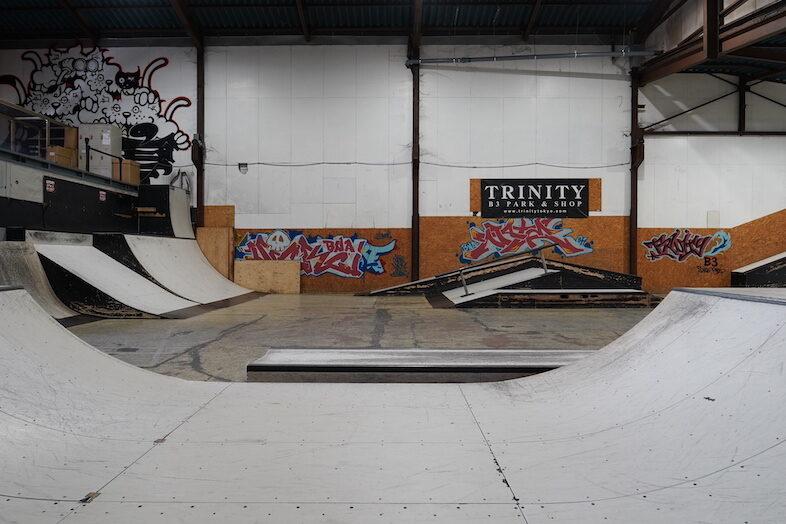 舟渡TRINITY B3 PARK