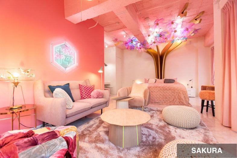 MOSHI MOSHI ROOMS