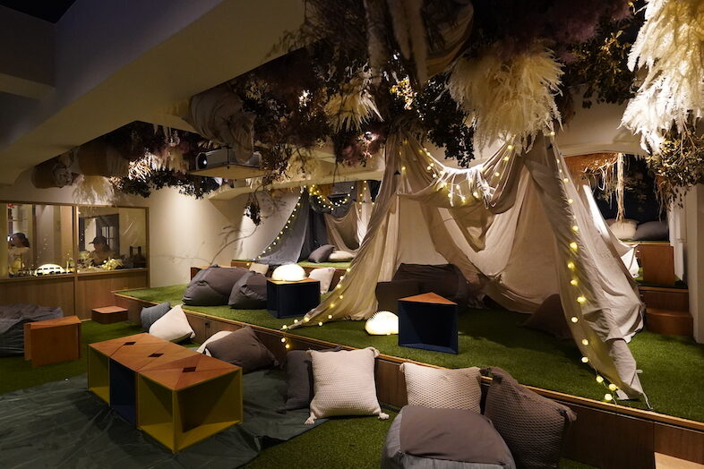 Theater Zzz Cafe&TENT