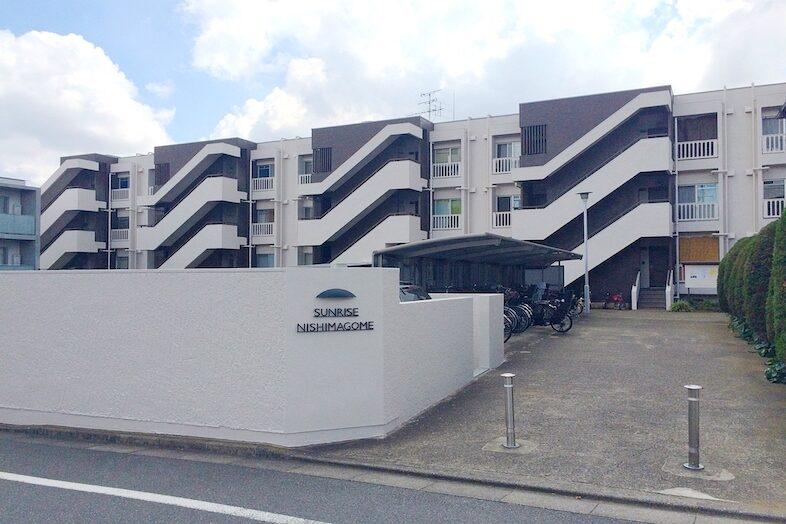 Yokohama K Studio 大田区河久マンション