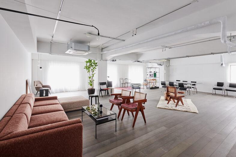 STUDIO-LP青葉台 / LP-2 キッチン&リビング