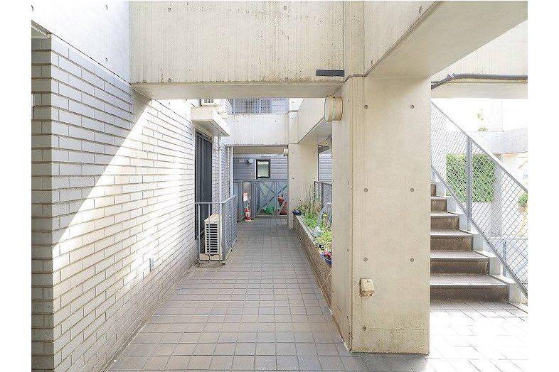 上野毛マンション / 髙商スタジオ