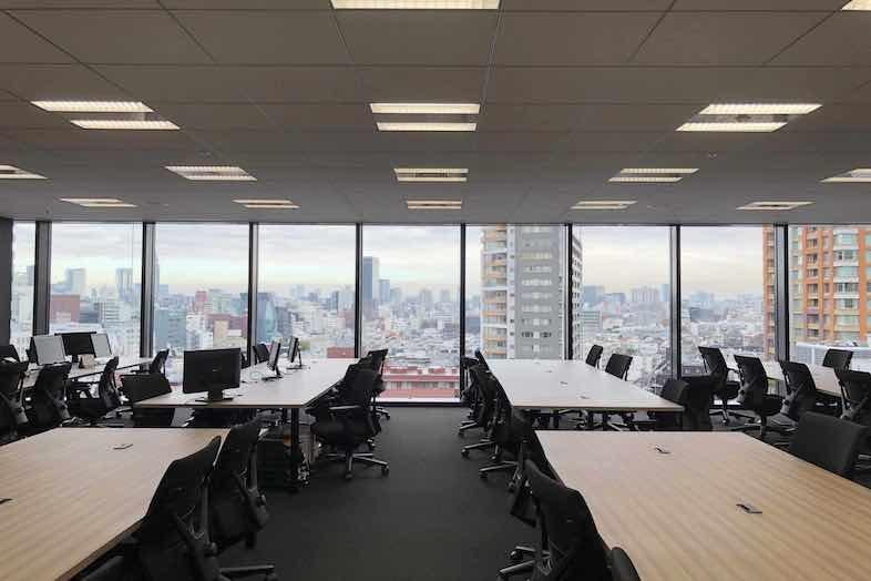 レンタル撮影スタジオのシーン: オフィス